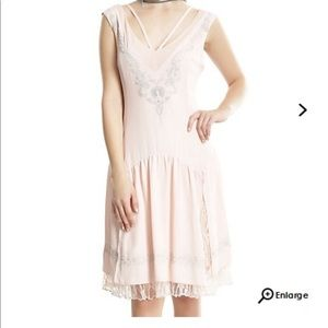 Fantastic Beast Pink Queenie dress
